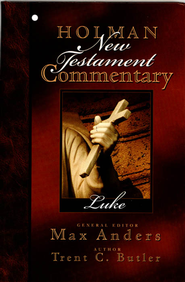 Holman New Testament Commentary - Luke - eBook  -     By: Trent C. Butler