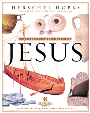 Illustrated Life of Jesus - eBook  -     By: Herschel Hobbs