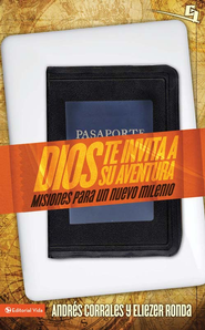 Dios te invita a su aventura - eBook  -     By: Zondervan