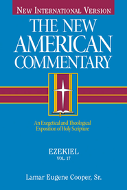Ezekiel: New American Commentary [NAC] -eBook  -     By: Lamar Eugene Cooper