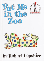 Put Me in the Zoo - eBook  -     By: Robert Lopshire