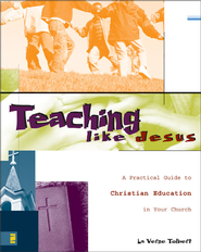 Teaching Like Jesus - eBook  -     By: La Verne Tolbert