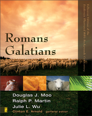 Romans, Galatians - eBook  -     Edited By: Clinton E. Arnold     By: Douglas J. Moo, Ralph P. Martin, Julie L. Wu