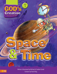 Space and Time - eBook  -     By: Caroline Carroll, Travis King