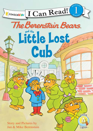 The Berenstain Bears and the Little Lost Cub - eBook  -     By: Jan Berenstain, Mike Berenstain