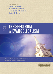 Four Views on the Spectrum of Evangelicalism - eBook  -     Edited By: Andrew David Naselli, Collin Hansen     By: Andrew David Naselli(ED.) & Collin Hansen(ED.)