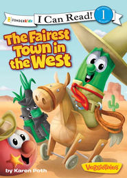 The Fairest Town in the West - eBook  -     By: Karen Poth