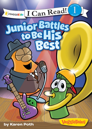 VeggieTales Book 8 - eBook  -     By: Zondervan