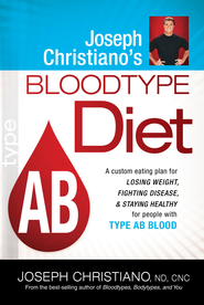 Joseph Christiano's Bloodtype Diet AB - eBook  -     By: Joseph Christiano