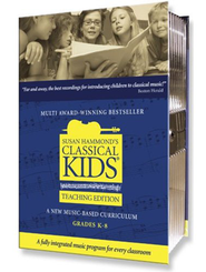 The Classical Kids Teaching Edition   -