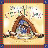 My First Story of Christmas - eBook  -     By: Tim Dowley