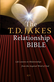 KJV T.D. Jakes Relationship Bible, eBible   -     By: T.D. Jakes