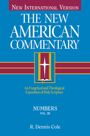 Numbers: New American Commentary [NAC] -eBook  -     By: Dennis Cole