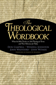 Theological Wordbook - eBook  -     By: D. Campbell, W. Johnston, John Walvoord