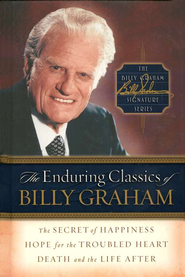 The Enduring Classics of Billy Graham - eBook  -     By: Billy Graham