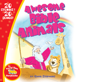 Awesome Bible Animals - eBook  -     By: Chad Stephens