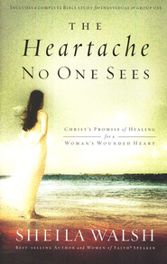 The Heartache No One Sees: Real Healing for a Woman's Wounded Heart - eBook  -     By: Sheila Walsh