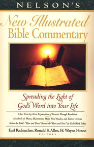 Nelsons New Illustrated Bible Commentary: Spreading the Light of God's Word into Your Life - eBook  -     Edited By: Earl Radmacher, Ronald B. Allen, H. Wayne House     By: Edited by E. Radmacher, R.B. Allen & H.W. House