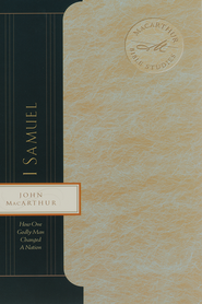 Macarthur Bible Studies: 1 Samuel - eBook  -     By: John MacArthur