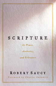 Scripture - eBook  -     By: Robert Saucy