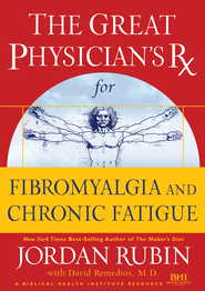 Great Physician's Rx for Fibromyalgia and Chronic Fatigue - eBook  -     By: Jordan Rubin, Joseph Brasco