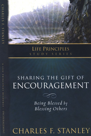 The In Touch Study Series: Sharing the Gift of Encouragement - eBook  -     By: Charles F. Stanley