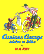 Curious George Rides a Bike Softcover  -     By: H.A. Rey