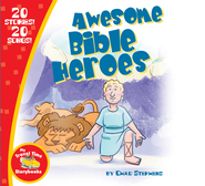 Awesome Bible Heroes - eBook  -     By: Chad Stephens