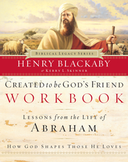 Created to Be God's Friend Workbook - eBook  -     By: Henry T. Blackaby