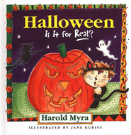 Halloween, Is It For Real? - eBook  -     By: Harold Myra