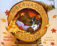 Hibernation Station - eBook  -     By: Michelle Meadows     Illustrated By: Kurt Cyrus