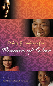 Daily Promises for Women of Color: from the New International Version - eBook  -     By: Patricia Lutherbeck, Betsy Williams