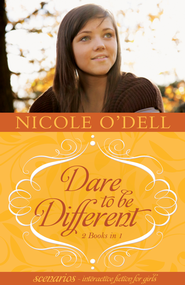 SCENARIOS 1 & 2-Dare to Be Different: 2 Interactive Stories in 1 - eBook  -     By: Nicole O'Dell