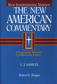 1,2 Samuel: New American Commentary [NAC] -eBook  -     By: Robert D. Bergen