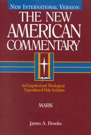 The New American Commentary Volume 23 - Mark - eBook  -     By: James Brooks