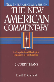 2 Corinthians: New American Commentary [NAC] -eBook  -     By: David E. Garland