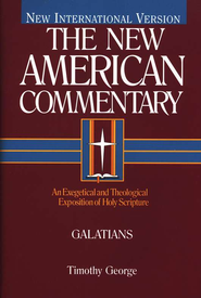 Galatians: New American Commentary [NAC] -eBook  -     By: Timothy George