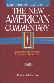 James: New American Commentary [NAC] -eBook  -     By: Kurt A. Richardson