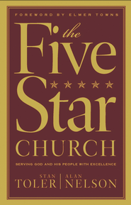 The Five-Star Church - eBook  -     By: Stan Toler, Alan Nelson