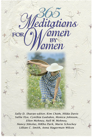 365 Meditations for Women by Women - eBook  -