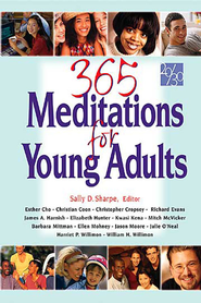 365 Meditations for Young Adults by Young Adults - eBook  -