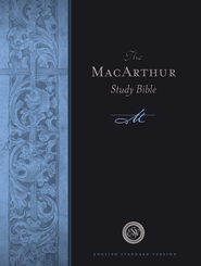 ESV MacArthur Study Bible - eBook    -