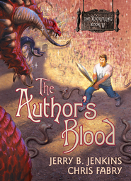 The Author's Blood - eBook  -     By: Jerry B. Jenkins, Chris Fabry