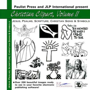 Christian Clipart II: Jesus, Psalms and Scripture   -