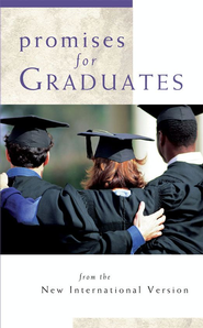 Promises for Graduates: from the New International Version / Special edition - eBook  -
