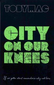 City on Our Knees - eBook  -     By: tobyMac