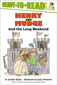 Henry and Mudge and the Long Weekend - eBook  -     By: Cynthia Rylant     Illustrated By: Sucie Stevenson