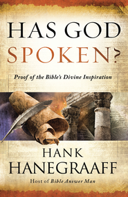 Has God Spoken?: Proof of the Bible's Divine Inspiration - eBook  -     By: Hank Hanegraaff