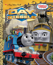 Day of the Diesels (Thomas & Friends) - eBook  -     By: Rev. W. Awdry