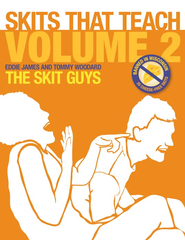 Skits That Teach, Volume 2 eBook: Banned in Wisconsin // 35 Cheese Free Skits - eBook  -     By: The Skit Guys